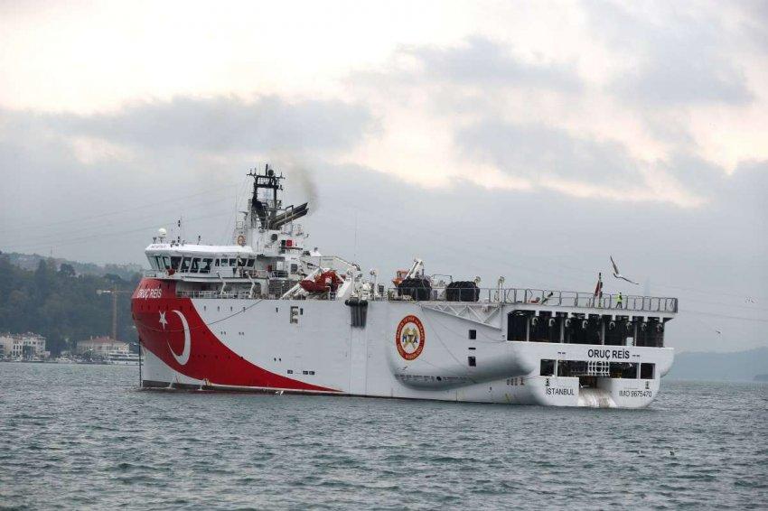 Конфликт между Турцией и Грецией в восточном Средиземноморье: вакуум, оставленный Трампом