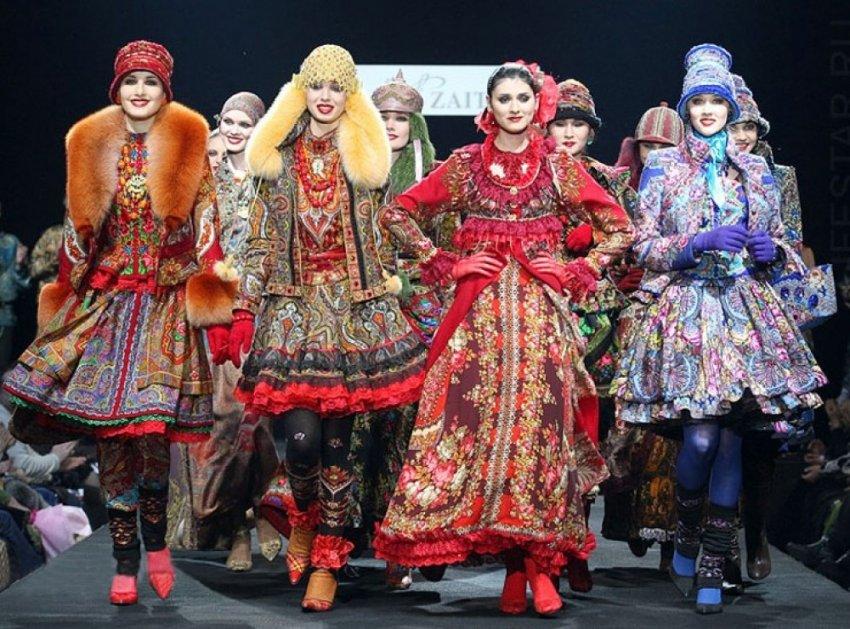 История русского стиля