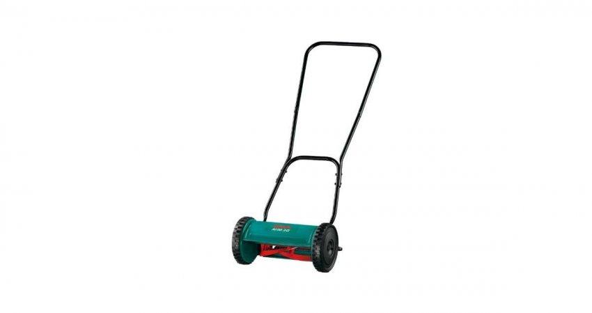 Рейтинг 10 лучших механических газонокосилок