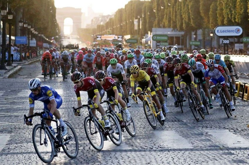 Тур де Франс 2020: лицом к лицу с историей борьбы с чернокожими спортсменами в профессиональном велоспорте
