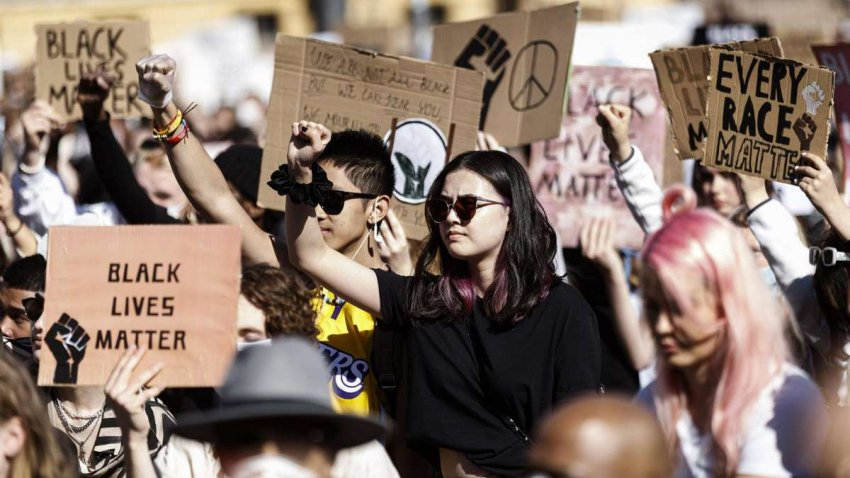 Предвыборная кампания в США: республиканцы разжигают ненависть на улицах