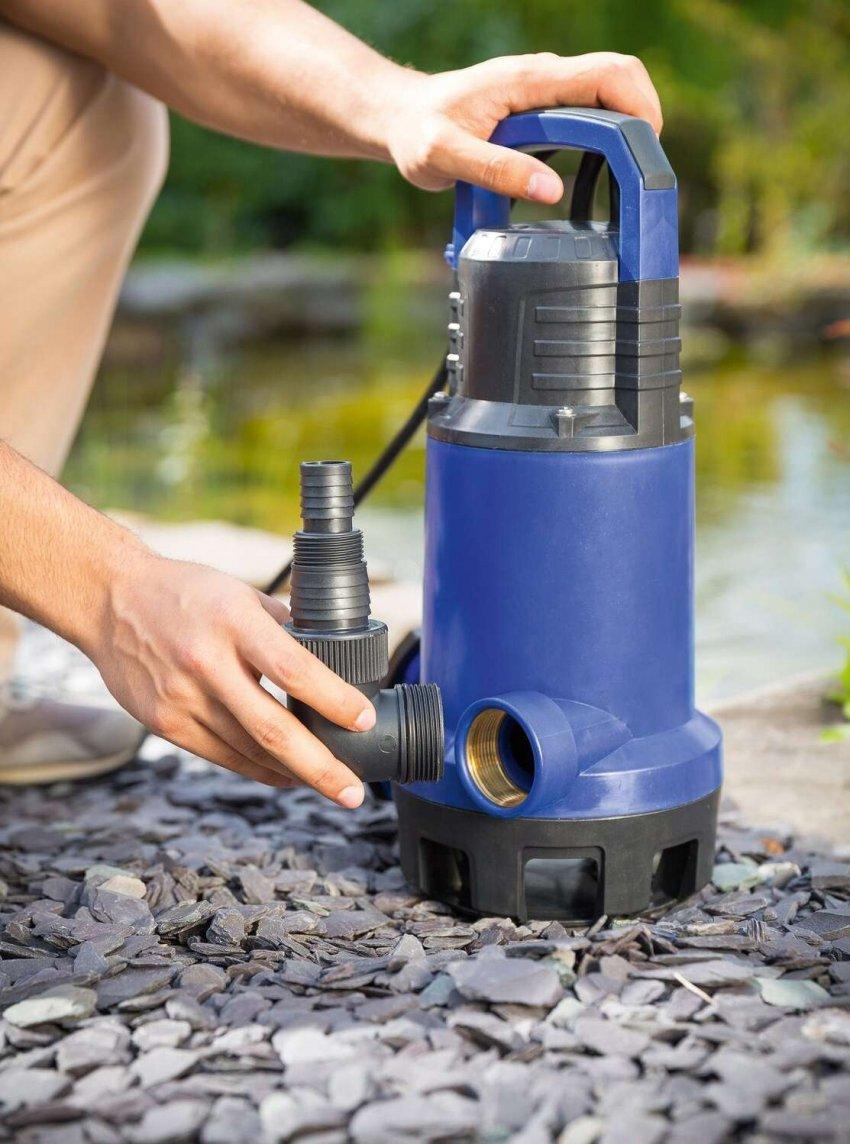 ТОП 10 дренажных насосов для грязной воды