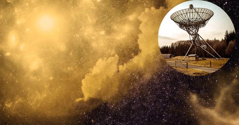 Астрономы зафиксировали неизвестный ранее радиосигнал