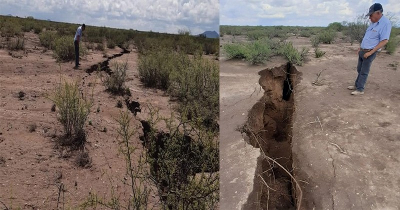 Северная Америка может расколоться пополам: в земле образовались гигантские трещины