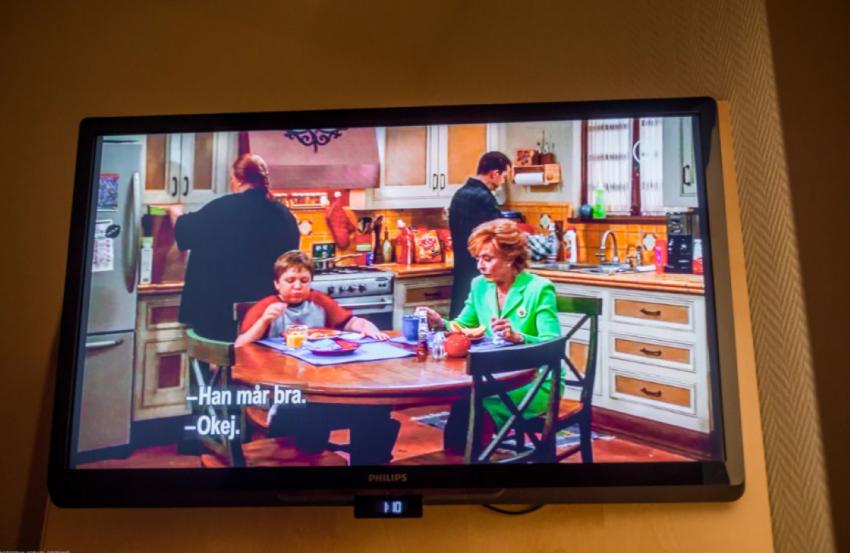 Почему детям следует смотреть телевизор с включенными субтитрами