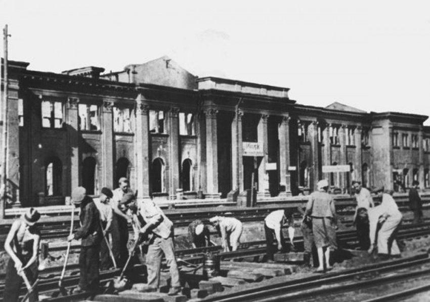 Как после войны восстанавливали Беларусь