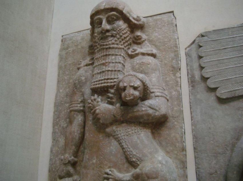 Гильгамеш: глиняные таблички которые древнее Библии