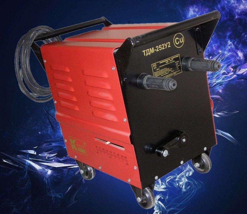 Обзор на лучшие сварочные трансформаторные аппараты