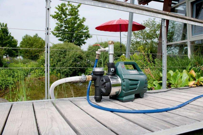 Обзор на лучшие насосные станции для полива