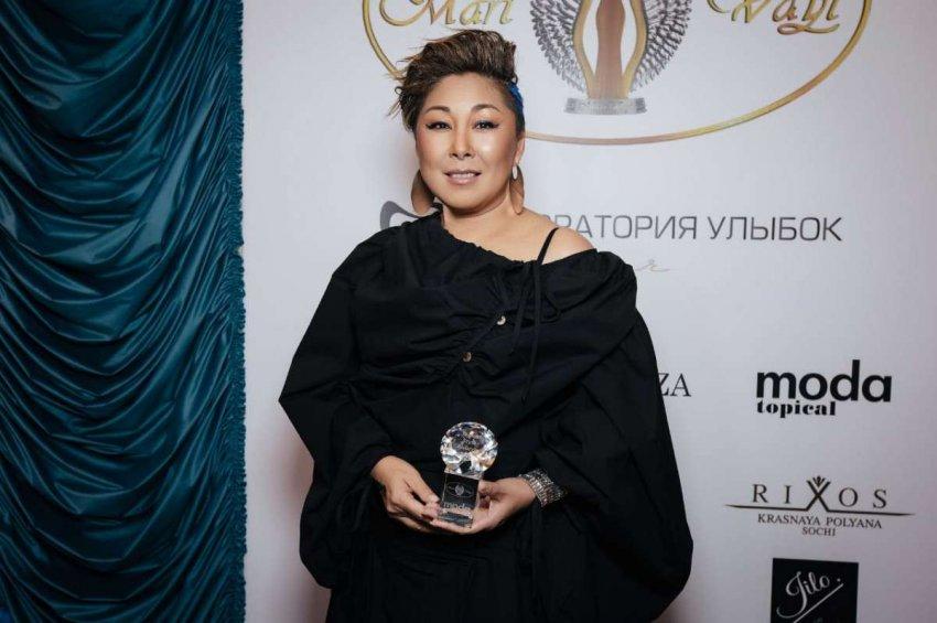 В Москве прошла 12-ая ежегодная премия Topical Style Awards 2020