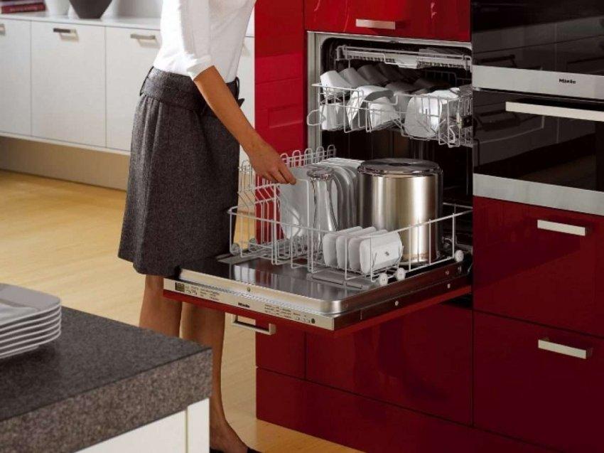 ТОП 10 лучших посудомоечных машин