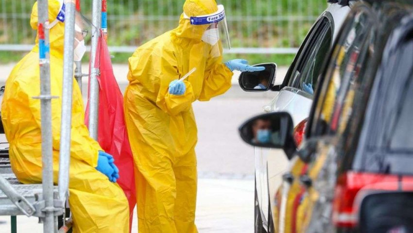 Глобальный отчет о коронавирусе: «Убыток в десять триллионов долларов»