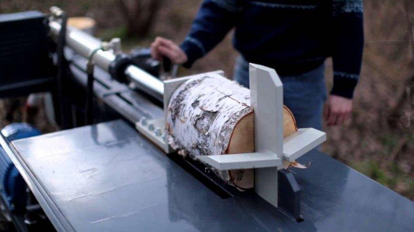Обзор лучших гидравлических дровоколов