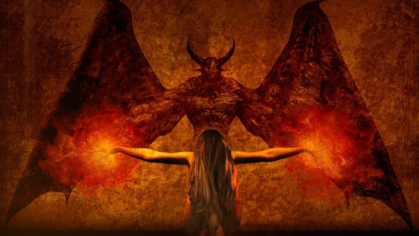 Мужчина во время клинической смерти побывал в аду и встретил дьявола
