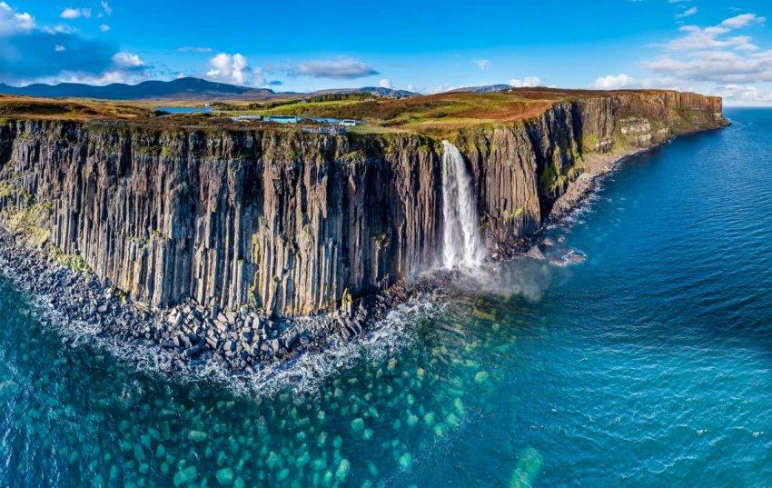 Самая биоразнообразная среда обитания Земли находится у побережья Шотландии, но изменение климата может стереть ее с лица земли