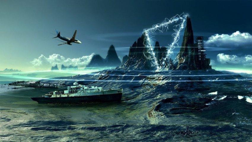 Ученый рассказал, почему в Бермудском треугольнике исчезают корабли и самолеты