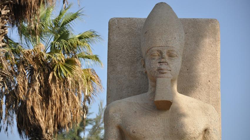 Загадка века раскрыта: стало известно, почему у древнеегипетских статуй отломаны носы