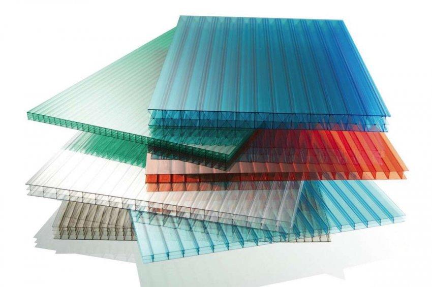 ТОП 10 цветных поликарбонатов для теплицы