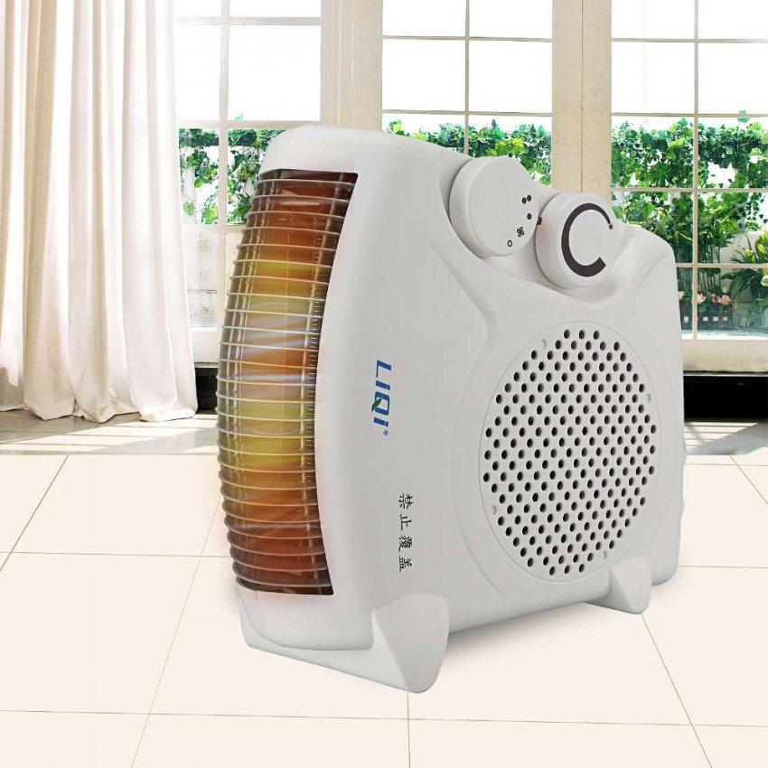 ТОП 5 лучших керамических тепловентиляторов