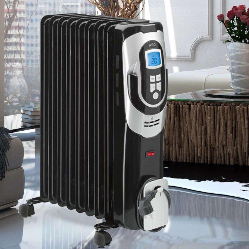 ТОП 10 масляных радиаторов для дома