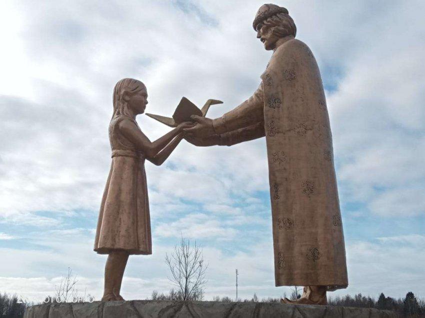 В Зубцовском районе Тверской области идет строительство Международного парка мира