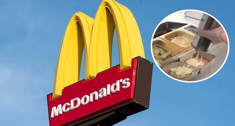 Как в McDonald's мстят людям, которые делают заказ перед закрытием: работник фастфуда опубликовал видео