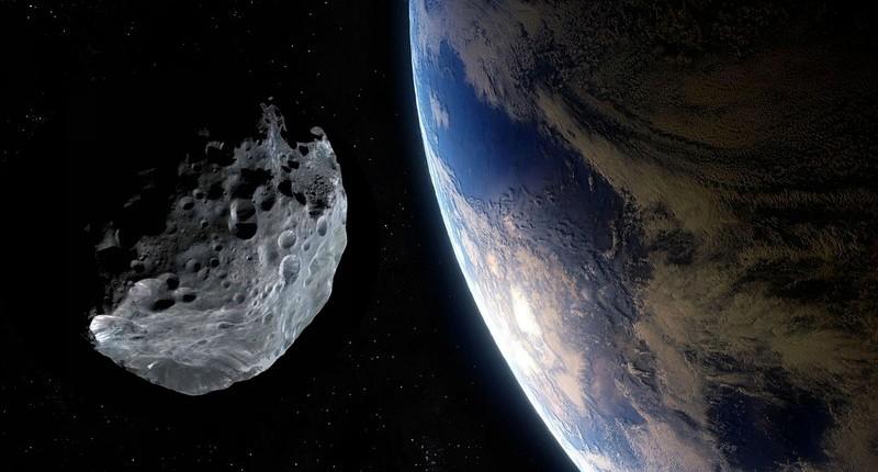 На этой неделе возле Земли пролетят сразу семь огромных астероидов
