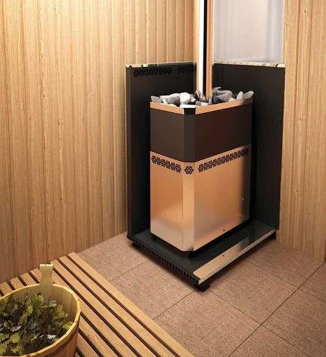ТОП 10 лучших газовых печей для бани
