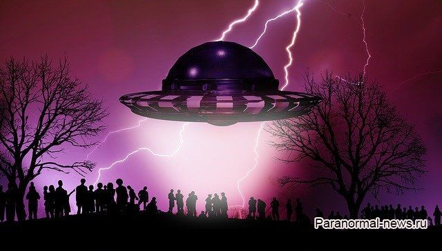 Тайный проект «Серпо» по обмену между людьми и пришельцами