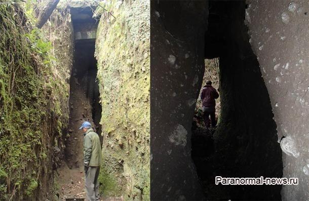 Загадка древних японских туннелей Тонкарарин
