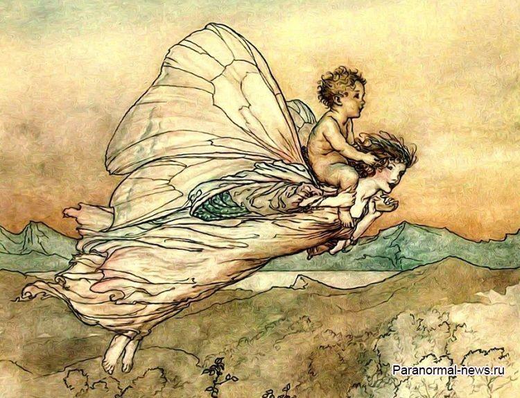 Похищение феями это не просто старинные сказки и легенды