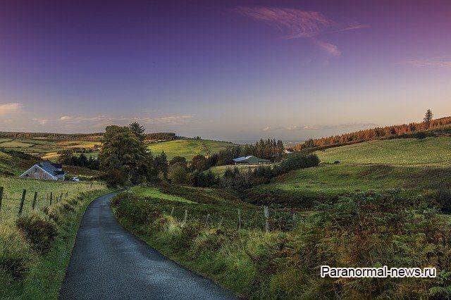 Зловещая Голодная трава из ирландских легенд