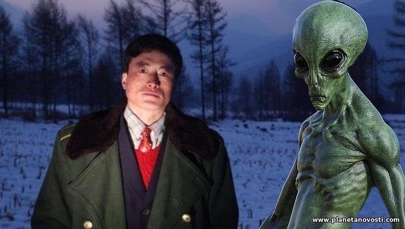 Мужчину похитили пришельцы и заставили заниматься сексом с инопланетянкой