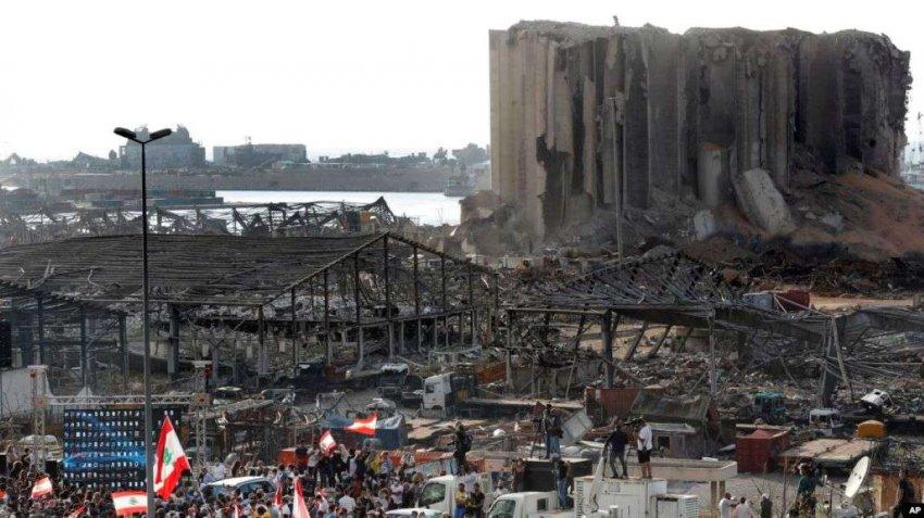 Ливан просит Интерпол арестовать российского капитана и судовладельца из-за взрыва в порту Бейрута