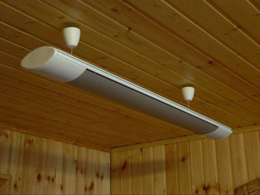 Топ инфракрасных обогревателей потолочных с терморегулятором
