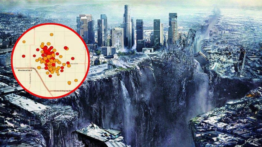Скоро в Калифорнии может произойти очень мощное землетрясение