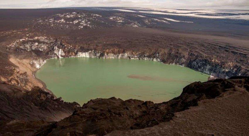 Гримсвотн: самый активный вулкан Исландии может вот-вот извергнуться