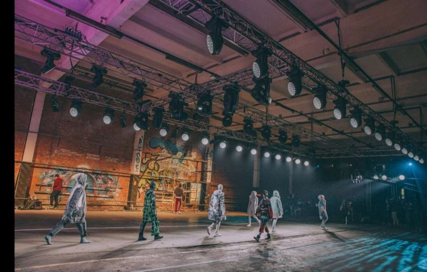 Futurum Moscow: трансформация в новый формат. Молодые дизайнеры и технологии будущего