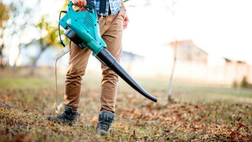 ТОП 10 электрических садовых пылесосов