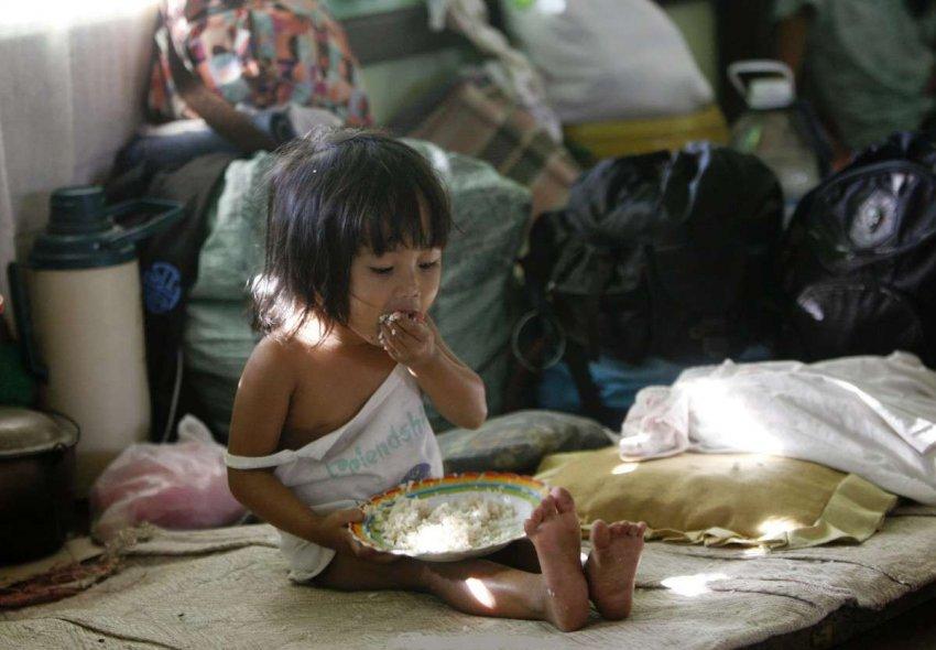 Нобелевская премия мира: голод – это оружие войны, но Мировая продовольственная программа не может построить мир самостоятельно