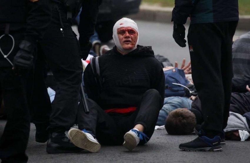 Более 500 человек задержано в результате жестокого подавления протестов в Беларуси