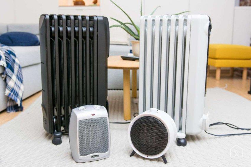 Топ 10 масляных радиаторов с вентилятором