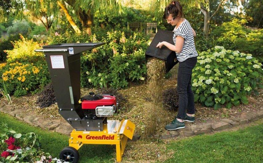 Измельчитель травы садовый электрический. Топ лучших предложений