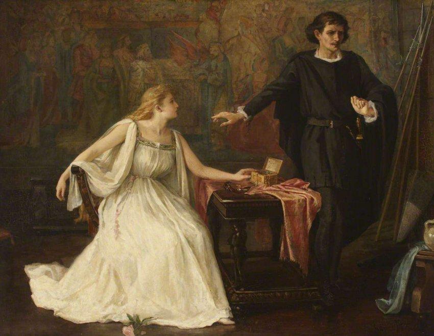 Гамлет – величайший злодей Шекспира