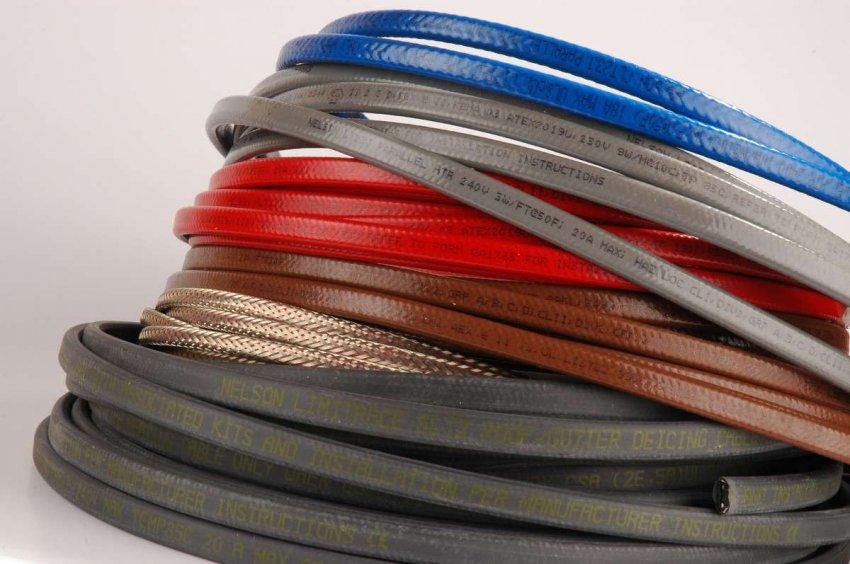 ТОП 10 греющих кабелей