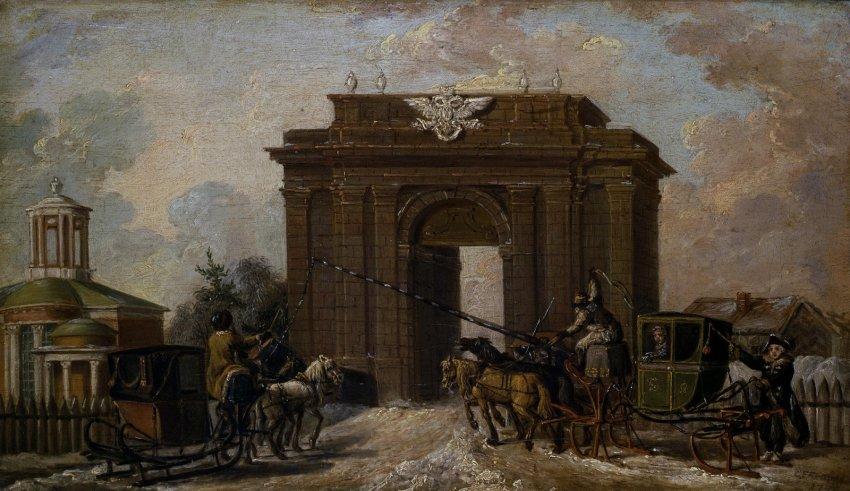 Триумфальные арки: уникальные примеры архитектуры
