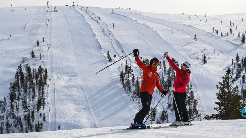 Рейтинг лучших горнолыжных костюмов