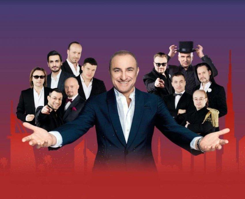 Легендарный музыкальный фестиваль PaRus в Дубае примет всех на борт 3 ноября