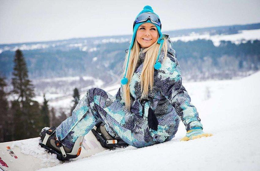 Рейтинг женских горнолыжных костюмов