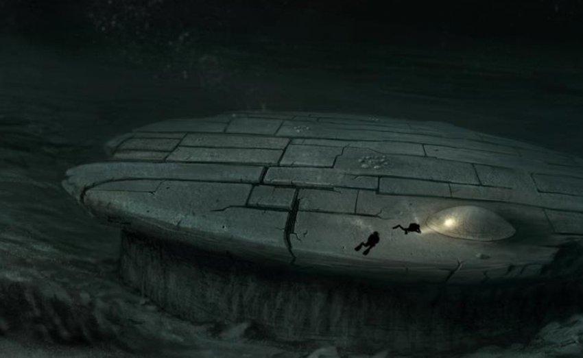 Раскрыта тайна «космического корабля» на дне Балтийского моря